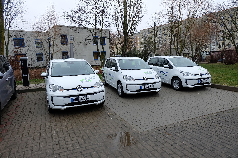 Mit Elektroautos umweltbewusst unterwegs